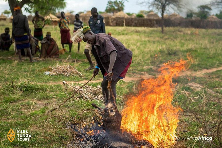 Kara Tunga Karamoja Uganda Culture Traditional Ceremonies Tours Travel Trip