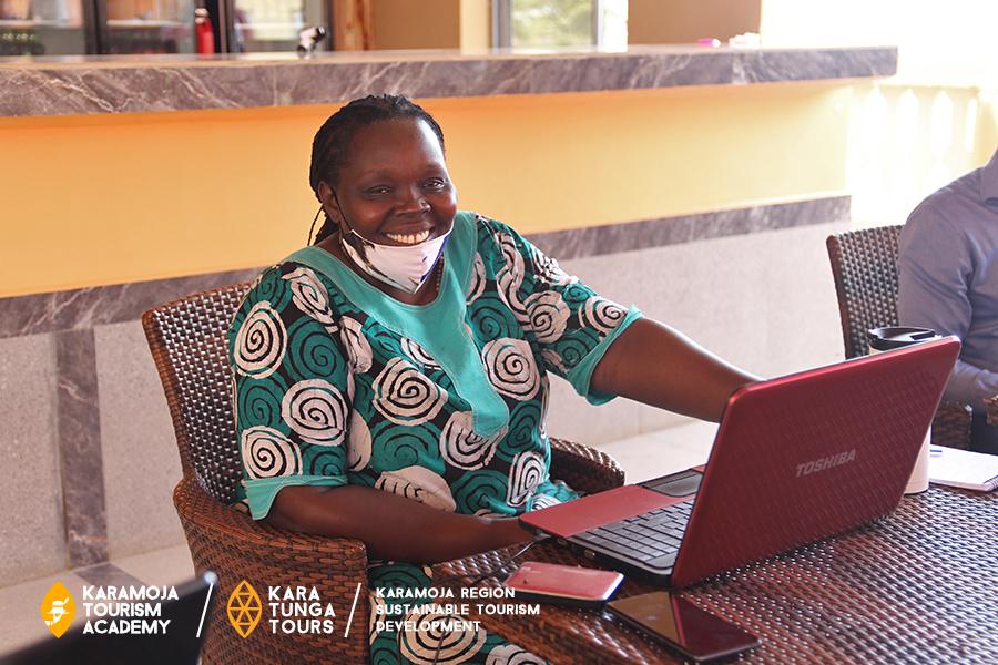 Karamoja Tourism Academy Hospitality Refresher Training Hotel Africana UTA