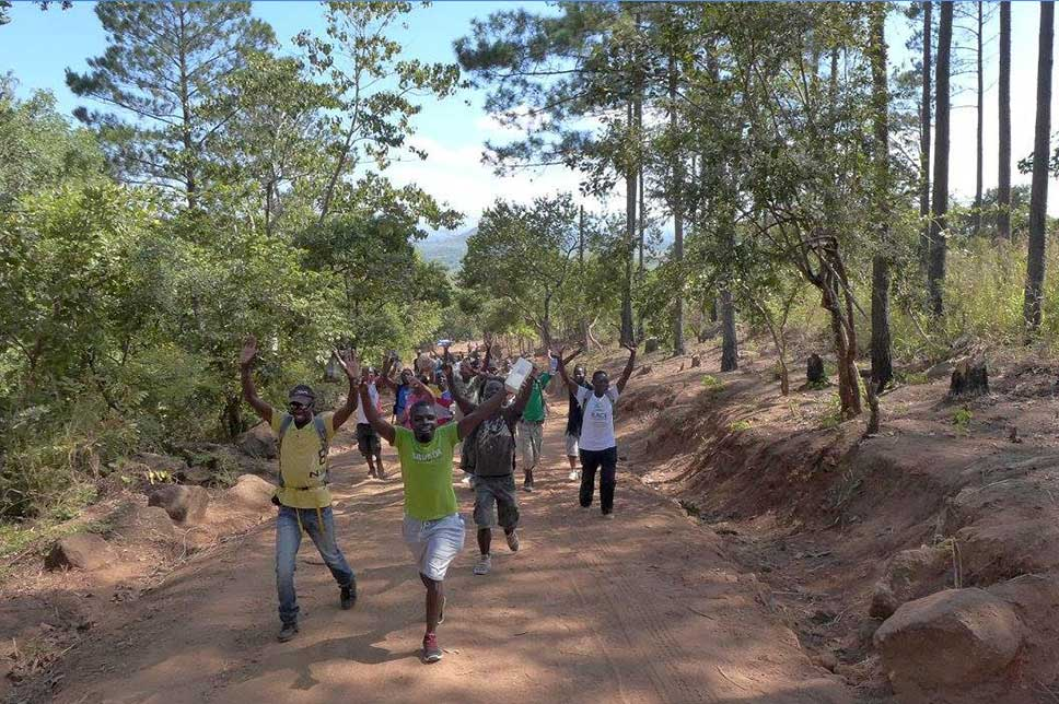 Uganda Tourism Development Warrior Nomad Trail VVTA Malawi 1